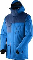 Salomon Sashay 2L Jacket, Men's Medium, Union Blue Color, New with Tags