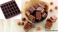 Wonder Cakes by Silikomart 22.511.77.0069Toffee Silicone Mould for Rectangular