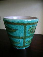 Vintage Retro Eames Era 1970's Italian Vase