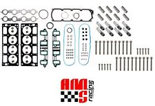CHEVY GM LS 6.0L 6.2L DOD AFM TOP END REBUILD KIT GASKETS LIFTERS HEAD BOLTS