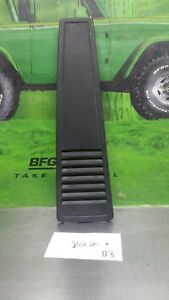 86-92 Jeep Comanche right passengers side Cab vent cover body panel Right side