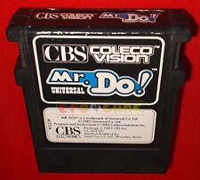 MR. DO! CBS ColecoVision (Coleco Vision) Versione PAL ○ SOLO CARTUCCIA - FK