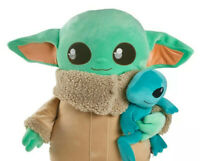 STAR WARS Cuddle Plush The Mandalorian Child Baby Yoda Figure Stuffed 24 inch