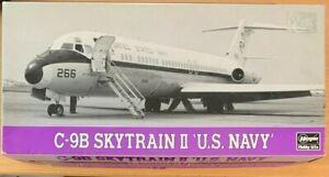 1/200 Airlifter : Douglas C-9B SKytrain [USN] Hasegawa SP207