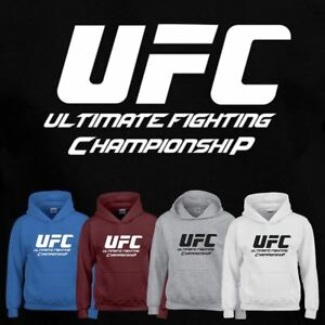 UFC McGreggor Cage Gym Thai Boxing Championship Hoodie MMA Gift Fighter