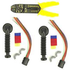 Feder Kontakt Pin Gehäuse Stecker MPT 0,44€//Stk  50x Doppelflach