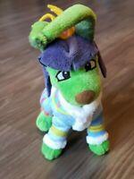 Neopets Royal Boy Gelert Plush Stuffed Animal Plushie Mini Toy Petpet Figure