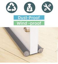 Door bottom sealing strip sound dust proof noise reduction under door Flexible