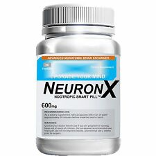 NEURONX LIMITLESS PILL CEREBRAL ENHANCEMENT COMPLEX  30 CAPS *New Formula*