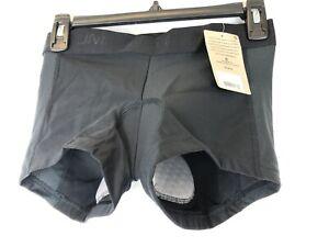 Pearl Izumi Womens Versa Liner Black form fit Size L