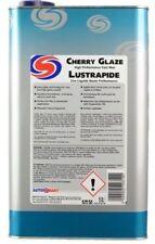 AUTOSMART CHERRY HIGH GLAZE POLISH PERFORMANCE FAST WAX BOND SHINE 5L FREE P+P