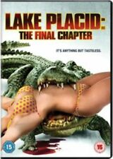 Lake Placid Part 4 Final Chapter DVD Movie Film UK Release Brand New Sealed R2 x
