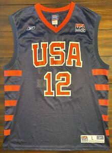 Rare Vintage Reebok Team USA Diana Taurasi Basketball Jersey