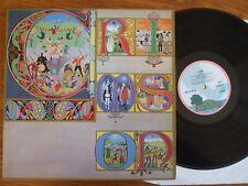 VINYL LP KING CRIMSON LIZARD UK 1970 ISLAND PINK RIM PALM TREE ILPS 9141 A2 B2