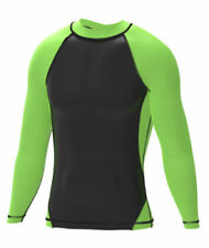 Vêtements de fitness vert taille M pour homme