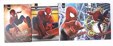 Marvel The Amazing Spider-Man Hard Cover 96 Pg Notebook W 20 Stickers 4 Pc Set