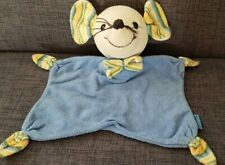 Sterntaler Schmusetuch Maus Frottee blau -alte Kollektion- 26x28 cm