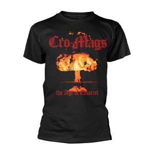 Cro-Mags 'The Age Of Quarrel' T shirt - NEW