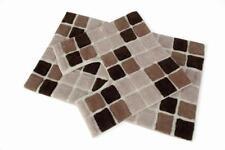 Alfombras de baño color principal marrón