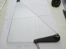 vetro girevole destro autobianchi a112