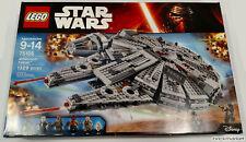 Lego Star Wars 75105 Millennium Falcon RETIRED New Sealed