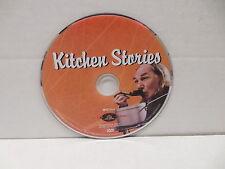 Kitchen Stories DVD NO CASE Tomas Norstrom Aging Men Friendship Film