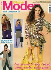 Diana Moden # 49/2013 Die Neuesten Mode Trends Einfache Schnitte schnell genäht