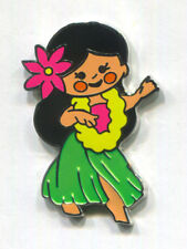 HAWAIIAN HULA DANCER - It's A Small World Mystery Collection Disney Pin