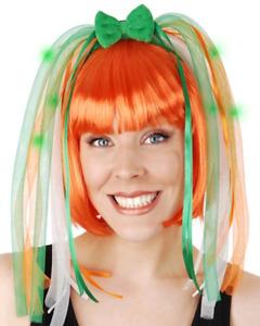 St Patricks Day Light Up Noodle Headband