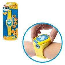 orologio TOPOGIGIO proiettore da polso personaggio per bambini grandi giochi