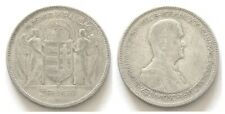 UNGHERIA-HUNGARY - 5 pengo 1930 - Argento/Silver