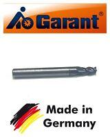 GARANT FEINSTKORN Solid Carbide End Mill 5mm Shank Dia 6MM TiAIN Coat 3-Flute