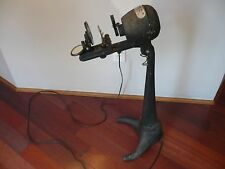 VINTAGE 1930's or 40's MASTER MODEL D BIOSCOPE MICROSCOPE PROJECTOR WORKING
