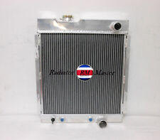 ALUMINUM RADIATOR FOR 1964-1966 Ford Mustang / Falcon V8 260 289  AT MT 1965