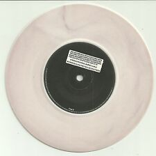 """STRANGLERS-WALK ON BY-FREE 9 7"""" (came with BLACK AND WHITE LP)BEIGE VINYL"""