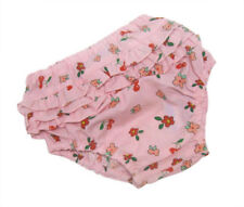 pink sweet floral ALBETTA UK baby romper or nappy cover sz.6-9months bnip