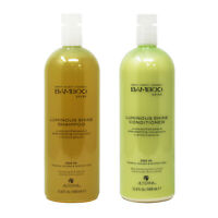 Alterna Bamboo Shine Luminous Shine Shampoo and Conditioner 33.8oz, Unisex - NEW