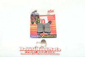 SBS Rear Brake Pads 834RQ D4