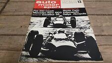 auto, motor und sport 13/1965