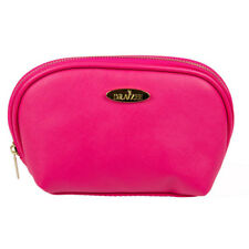 NEW Hot Pink Draizee PU Leather Cosmetic and Travel Accessory Bag