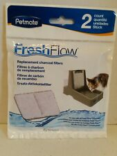Petmate Fresh Flow Replacement Filter 2 Count pack 30 days each