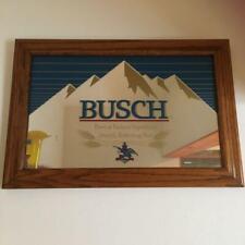 BUSCH beer Pub Mirror #10851