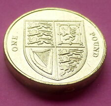 2012 ONE POUND £1 UNCIRCULATED  COIN