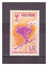 ANDORRE . N°  187 . 40  c  J.O   NEUF   **. SUPERBE