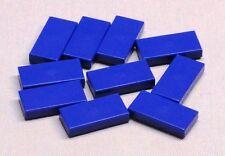 x10 NEW Lego Tiles Purple Smooth Finishing Tile 1x2 1 x 2 MODULAR BUILDINGS