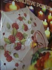 Decorative Painter Magazine March/April 1996 Toys In Kitchen/Raspberries/Fruit/S