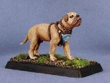 Garr Wardog Crusaders Reaper Miniatures Warlord Dog Canine Melee Animal