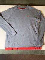 Timberland Long Sleeve Tshirt (doubled Up Style) Large.