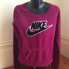 BRAND NEW, Authentic Nike Womens Fleecy  pocket fronted Windcheater  in S