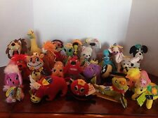 Lot Of 24 DAKIN DREAM PETS Stuffed Animals NEW WITH TAGS Complete Pet Set